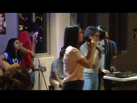 Capacities - Once (Live Acoustic at Diligence Cafe)