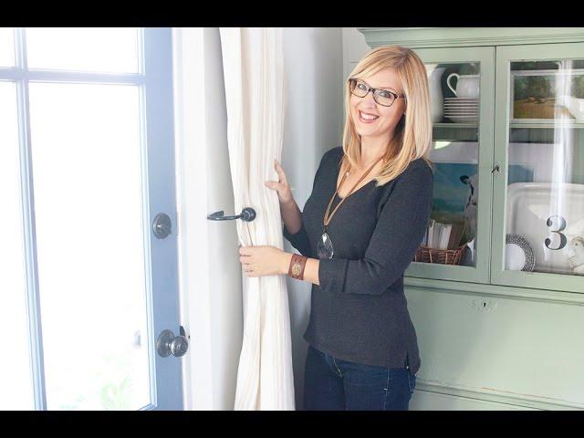front door curtains youtube
