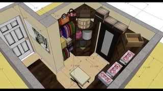 Walk In Closet Design Proyect