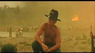 Apocalypse Now - smell of napalm