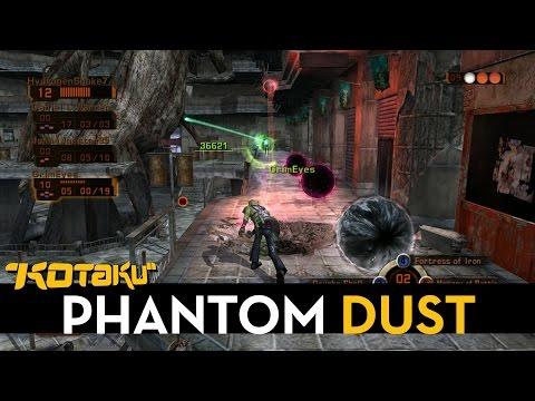 We Tried The Free Rerelease Of Phantom Dust