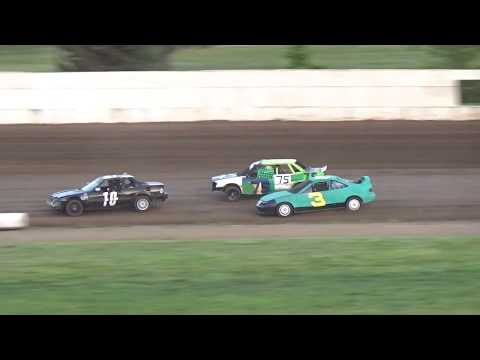 Grays Harbor Raceway, May 27, 2017, Outlaw Tuners Heat Races 1 and 2