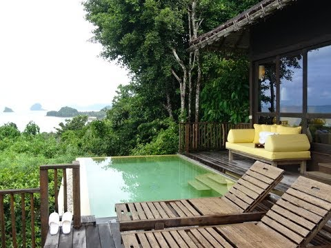 Six Senses Resort, Koh Yao Noi Island, Thailand - Ocean Pool