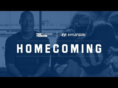 Homecoming with Derrick Brooks: A Class Act