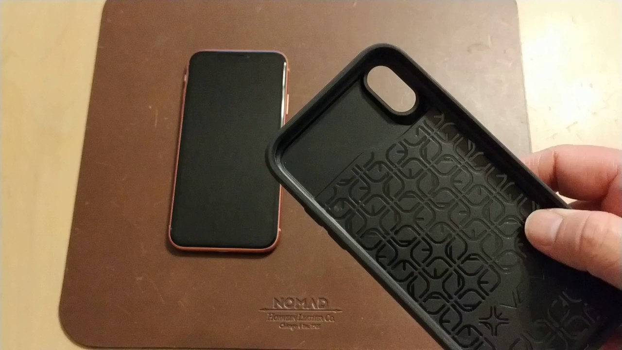 Vena Vcommute Case Review For The Iphone Xr Youtube