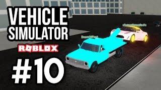 STEALING SUPERCARS - Roblox Vehicle Simulator #10