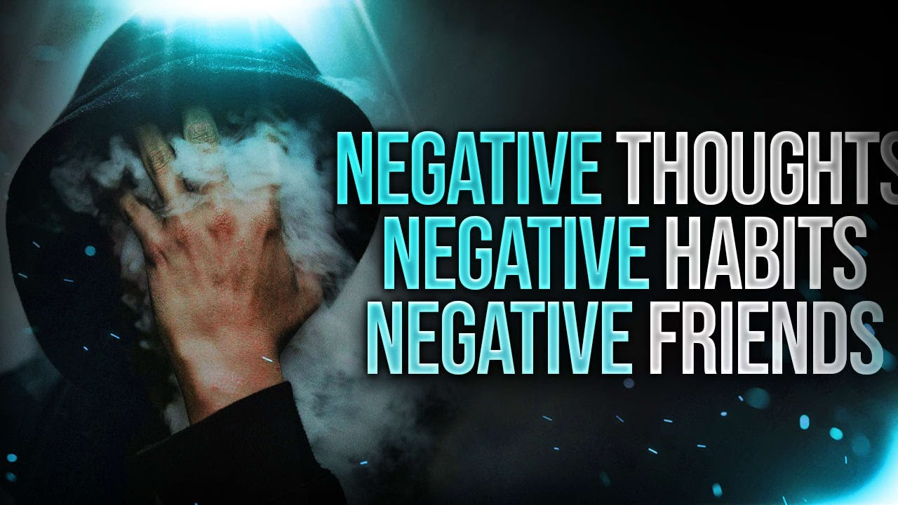 Empty Out The Negative   The Truth About What You Allow In Your Life
