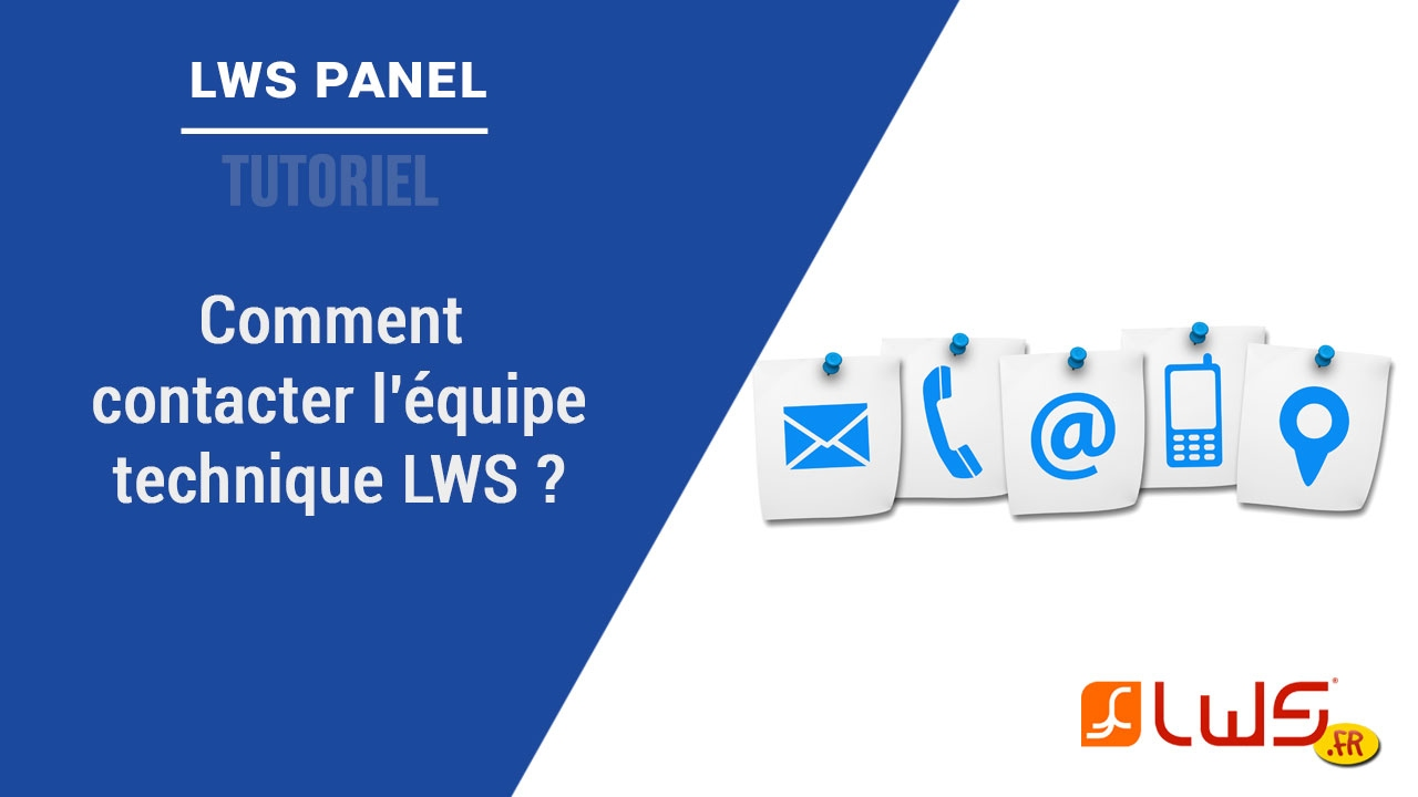 Lws panel comment contacter l 39 quipe technique lws youtube - Comment contacter l afub ...
