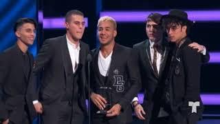 Galardonan a músicos cubanos en premios Billboard Latin Music