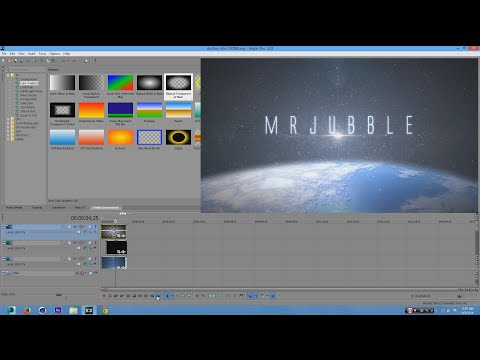 How to Make a Destiny Intro in Sony Vegas Pro 13