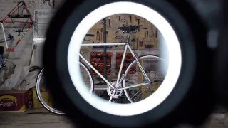 Happarel Bicycles  The Reflective Bicycle   2015