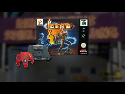 Gameplay : Castlevania [Nintendo 64]