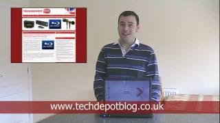 Toshiba Satellite Pro L650-165 Laptop Overview