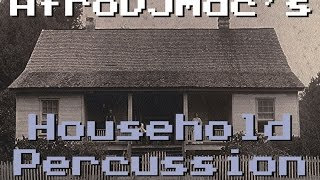 Household Percussion Free Ableton Live Pack #113