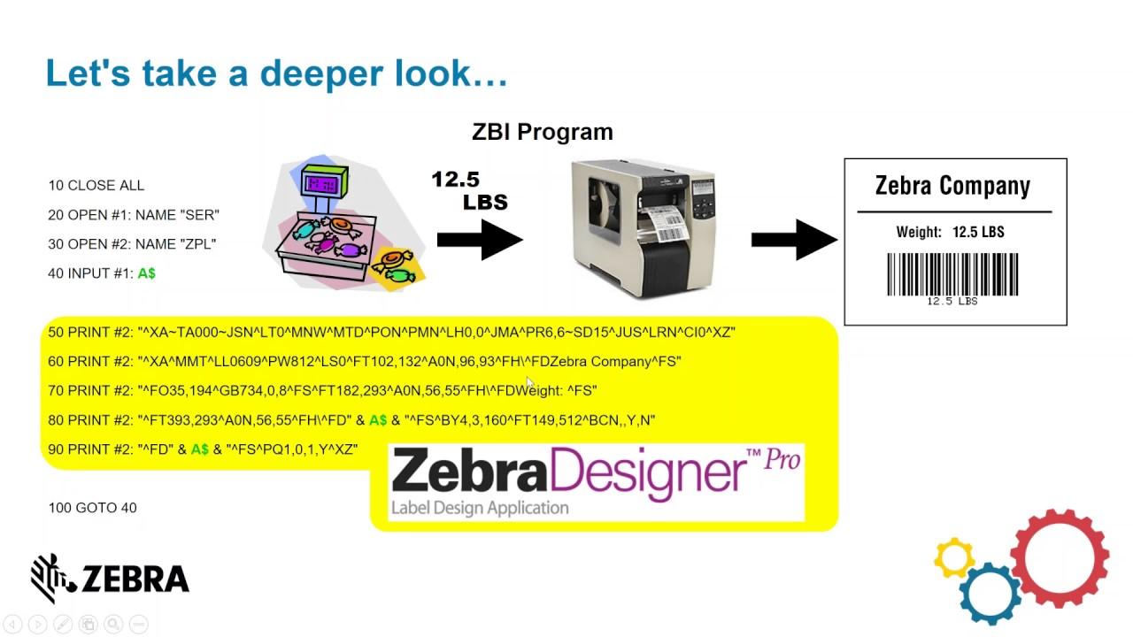 Github Zebra Printer