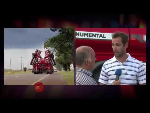 Sembradoras Monumental, Testimonios - Expo Agro 2019