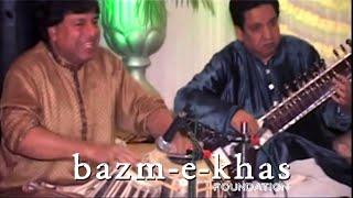 Pyar Ka Jazba | Mohammed Hussain & Ahmed Hussain | Ghazal | Bazm e khas | live baithak