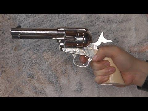 (Airsoft) Colt SAA Marushin (X Cartridge) - KhanSeb