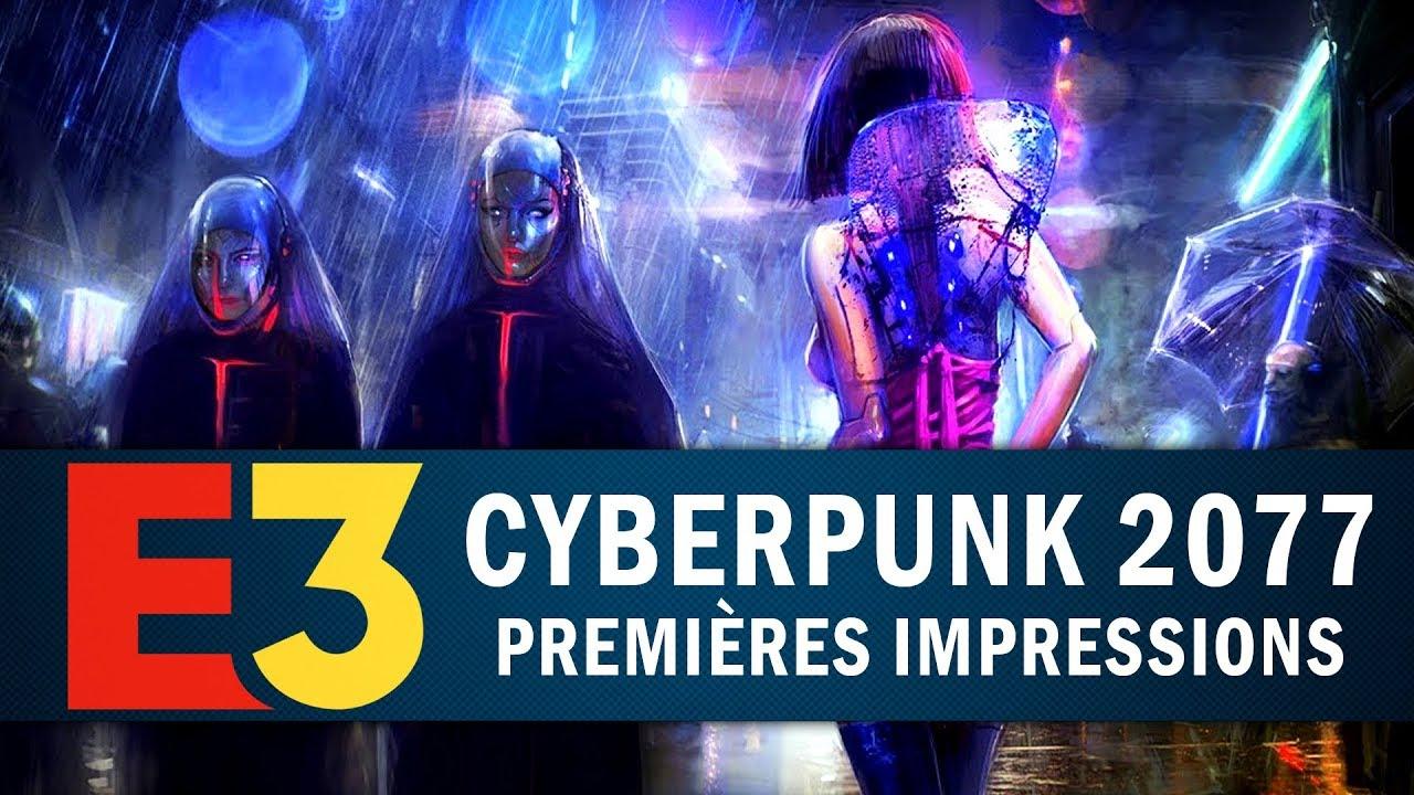 f36d03b07c4 CYBERPUNK 2077   Premières impressions