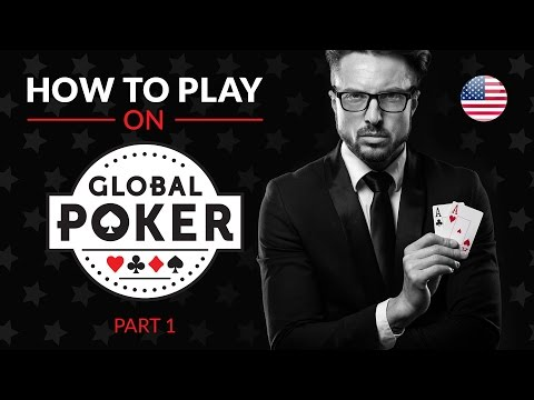 GlobalPoker.Com Review - How To Play Legally In The US