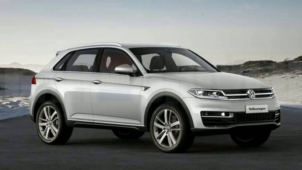 2022 VW Tiguan Imagined As A Crossover Coupe, Because Why ...   2020 Volkswagen Tiguan Suv