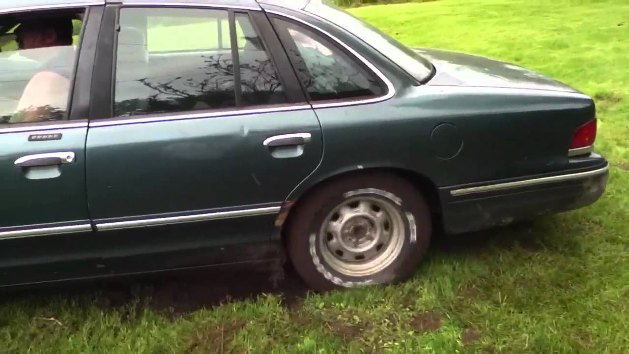1995 Ford Crown Vic Youtube Victoria