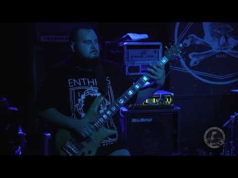 MOON TOOTH live at Saint Vitus Bar, Jul. 24th, 2016 (FULL SET)