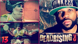 Dead Rising 3 Gameplay Walkthrough Part 13 - She