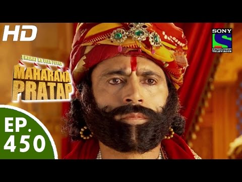 Bharat Ka Veer Putra Maharana Pratap - महाराणा प्रताप - Episode 450 - 13th July, 2015