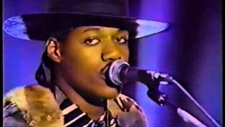 Eric Gales Band- Arsenio Show 8/16/91
