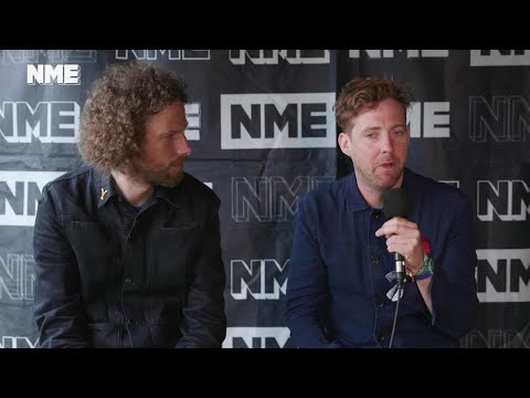 Kaiser Chiefs at 2017: Ricky and Simon talk meeting Brad Pitt and the band's next album