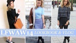 london fashion week 2014 lookbook vlog   megsboutique