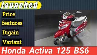 #Honda#Activa125#BS6