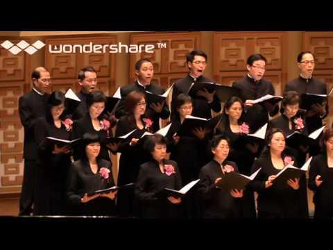 Hong Kong City Choir 向大師致敬1  (上半場)  6-4-2014