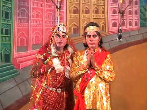 Bodanampadu Brahmamgari Natakam In Adambi Scene And SiddaiahVTS - 3