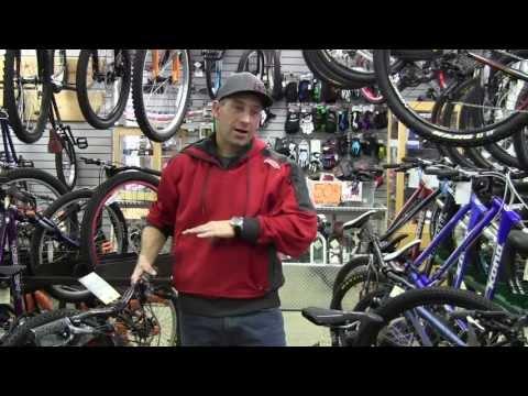 29er, 650b, 26inch Mountain Bike Wheel Comparison