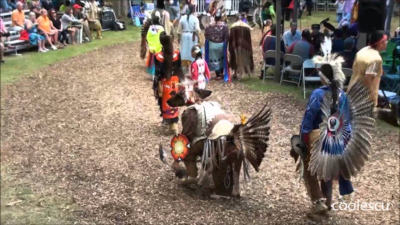 coolescu: Pow-wow,New Credit First  Nation,Hagersville/Brantford,ON,Canada,Aug 23/2014 [HD]