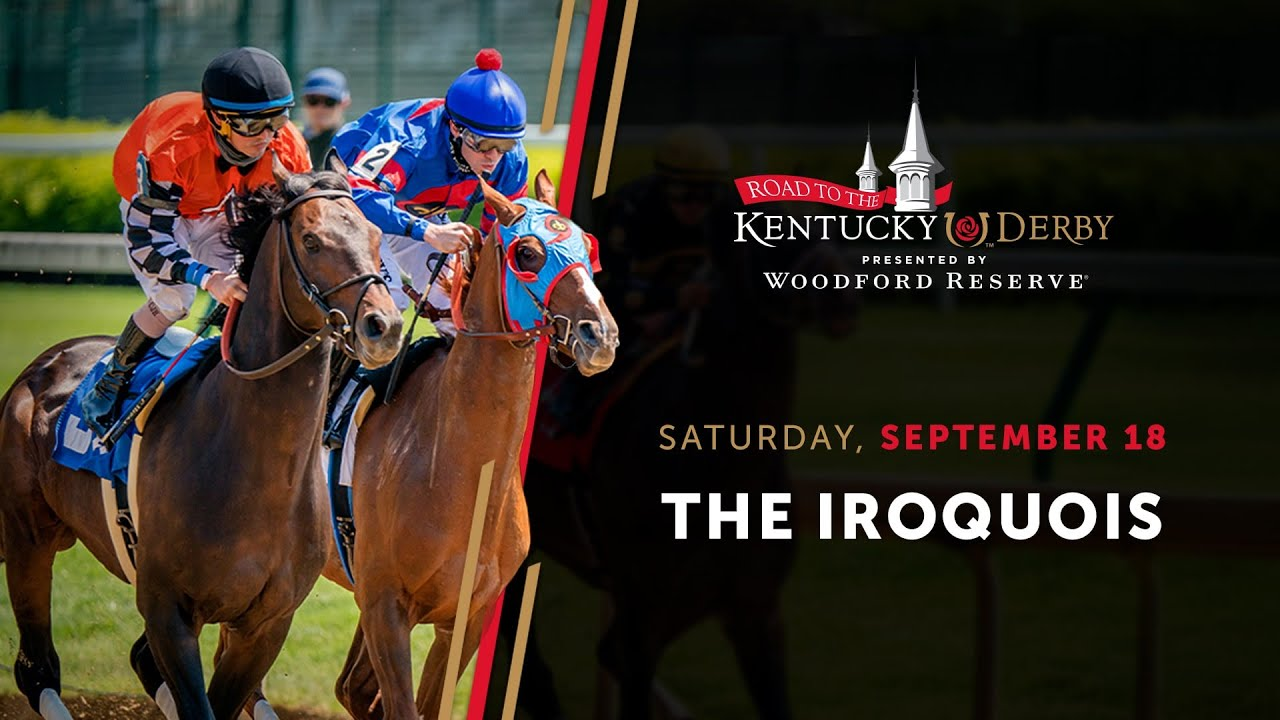 Iroquois Stakes Race Preview   RTKD 148