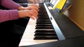"""А. Новиков - """"Смуглянка"""" - для фортепиано в 4 руки"""