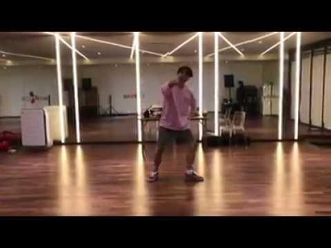 Lee Seok Hoon - Dance Practice Pick Me (Vocal Trainer Produce 101 ss2)