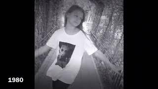 Клип Лисы Алисовой в стиле 80-х ❤️🖤