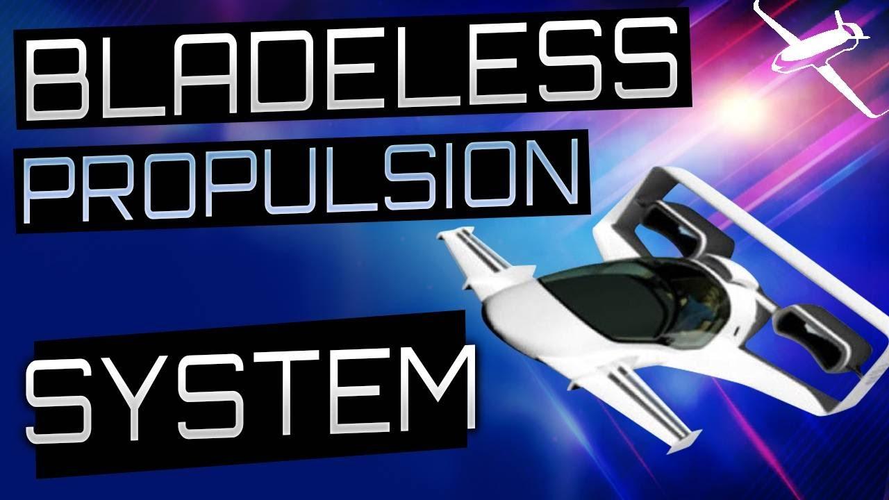 Jetoptera's Bladeless Propulsion System