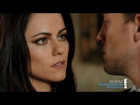 HD Jasper and Eleanor - SEASON 3 ep 1 - part 21 - The Royals 3x01