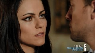 HD Jasper and Eleanor - SEASON 3 part 21 - The Royals 3x01