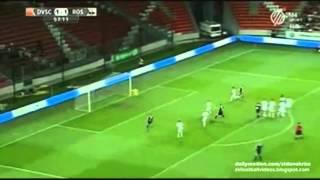 Лига Европы. 3-й отборочный раунд. Дебрецен (Венгрия) - Русенборг (Норвегия) 2:3