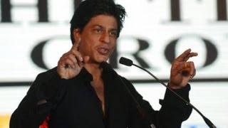 Shah Rukh Unveils TOIFA Awards
