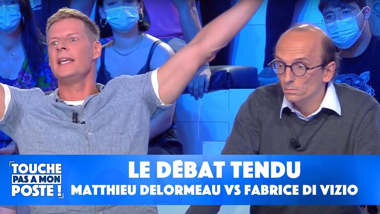 """Replay TPMP : Le débat tendu entre Matthieu Delormeau et Fabrice Di Vizio : """"Vous faites du one man show !"""""""