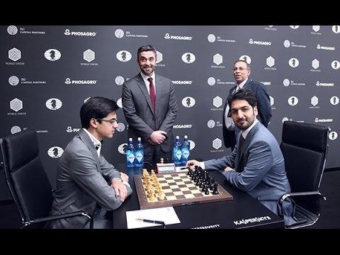Moscow FIDE Grand Prix 2017 Round 7: Anish Giri Won against A.R. Saleh
