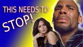 Chalaki News #40: R. Kelly, Demi's Demons, & White Privlege