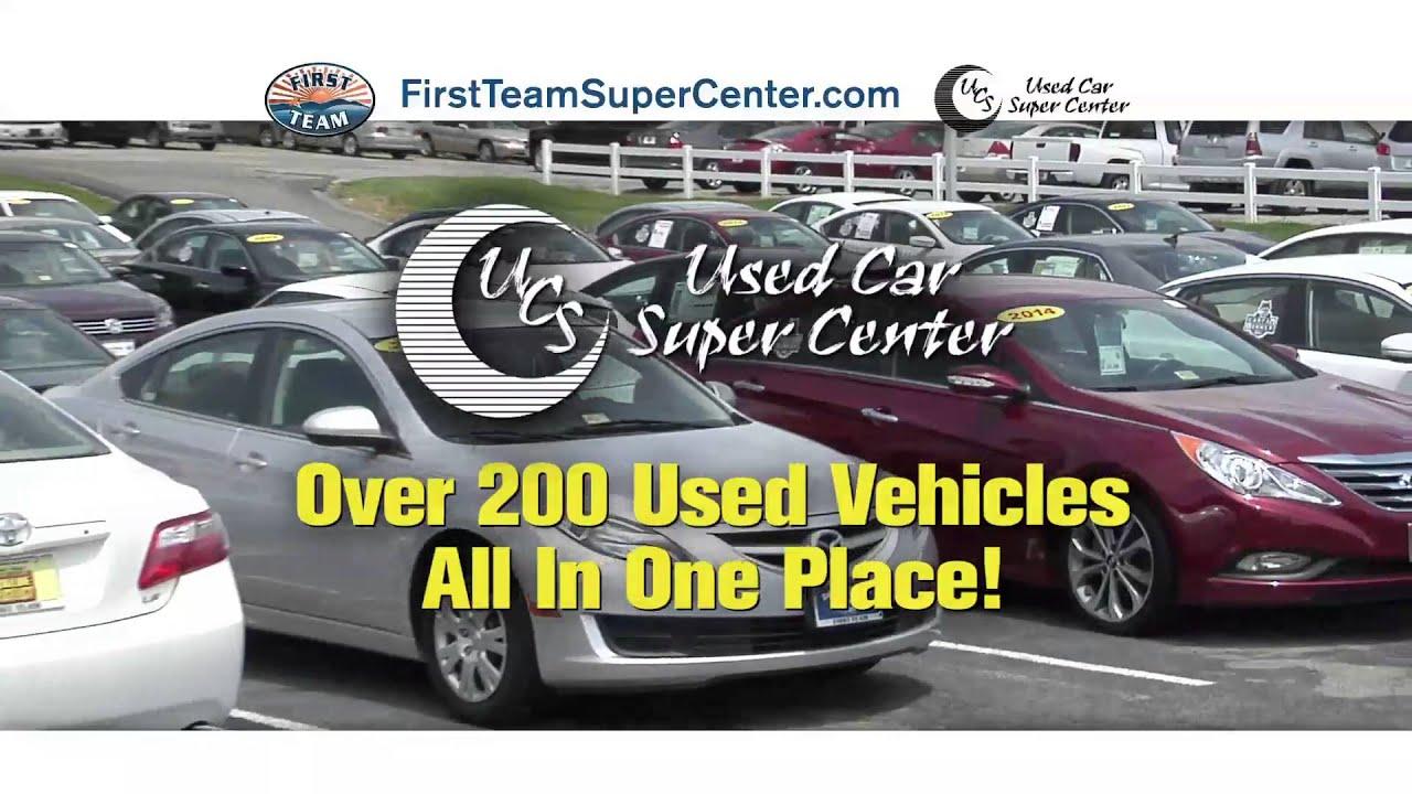 First Team Used Car Supercenter